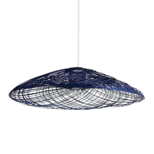Suspension Satelise M bleu - Maison Forestier