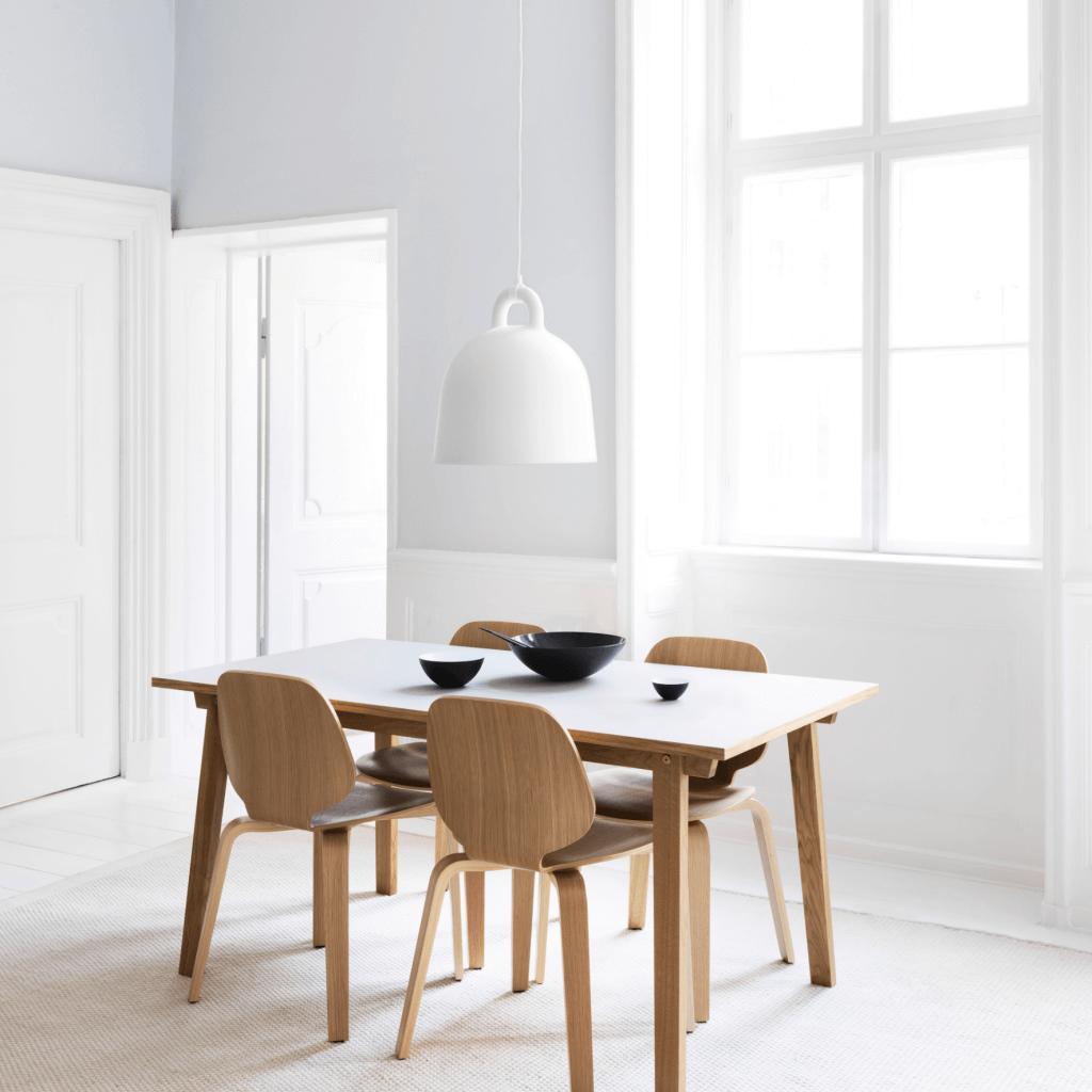 Suspension Bell white  - Normann Copenhagen
