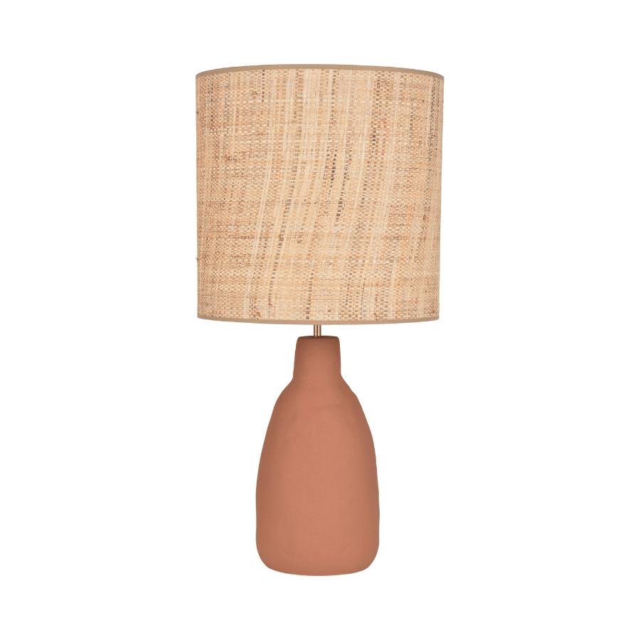 Keramik Tischleuchte Portinatx - Market Set