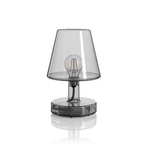 TRANSLOETJE Grey Lampe de table - Fatboy