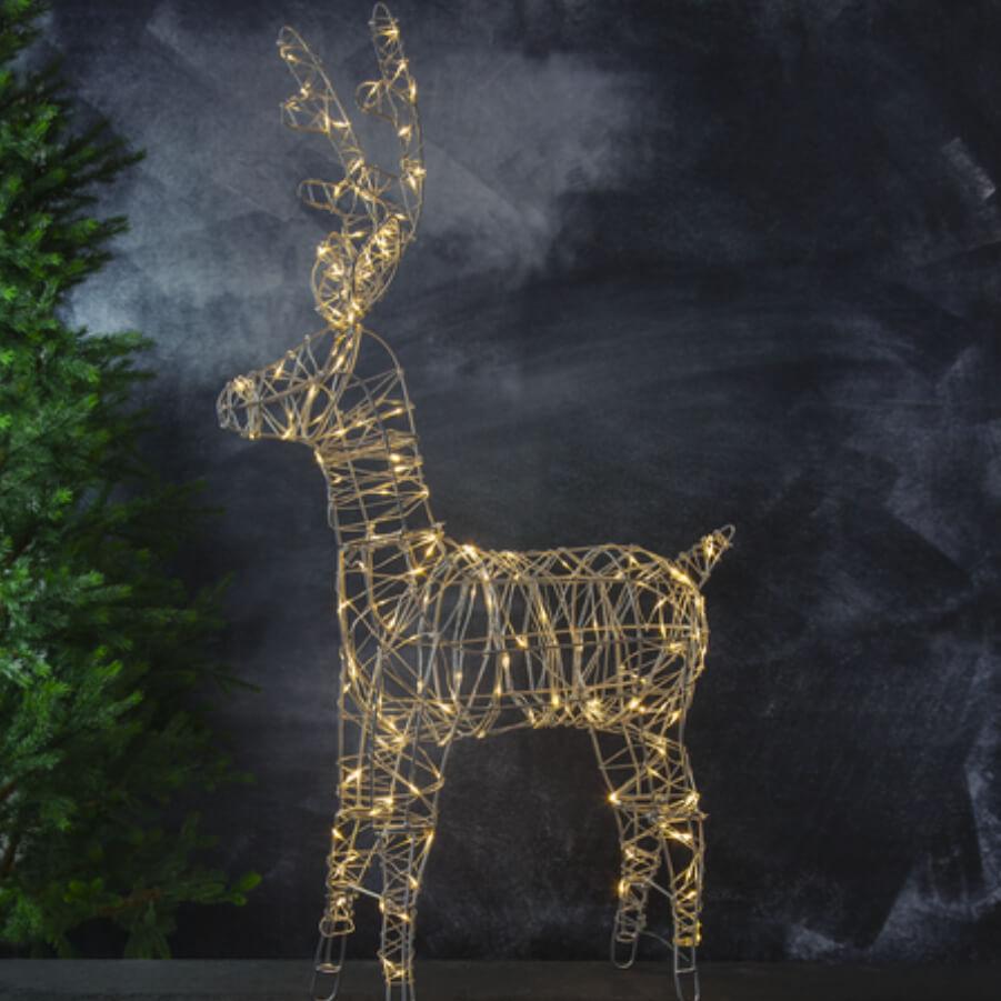 Décoration lumineuse Cerf XL