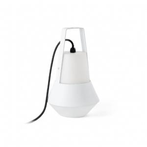 Lampe portable Cat blanche - Faro Barcelona