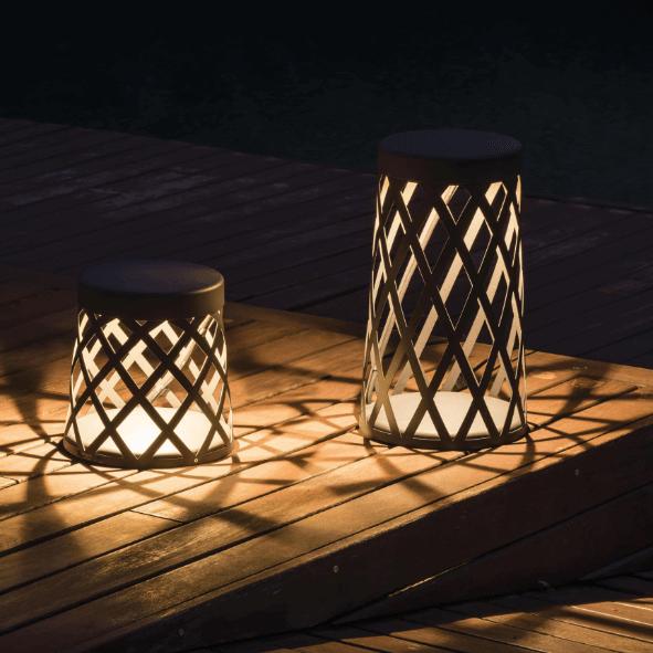 Lampe de sol Shadow M - Faro Barcelona