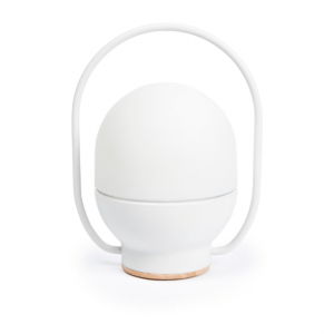 Lampe portable Take Away blanche - Faro Barcelona