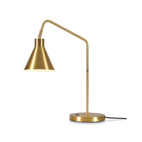 Lampe de table Lyon dorée - It's about Romi