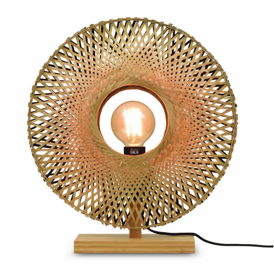 Lampe table Kalimantan Bambou Good & Mojo