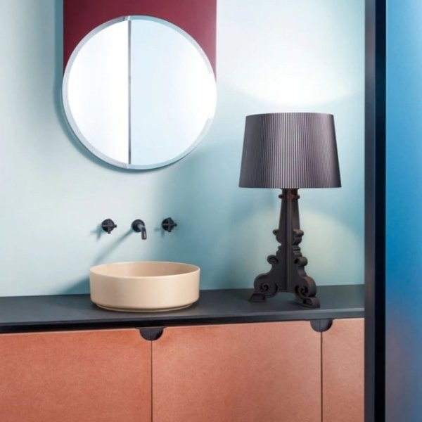 Lampe de table Bourgie mat - Kartell