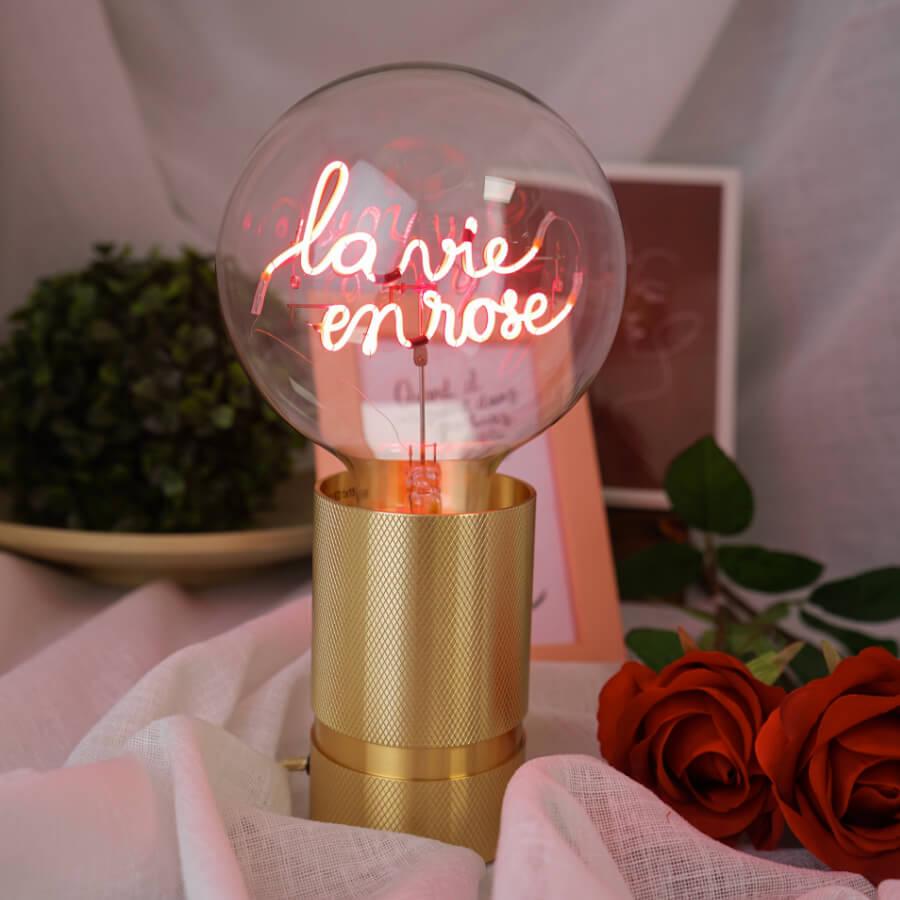 La vie en rose Ampoule