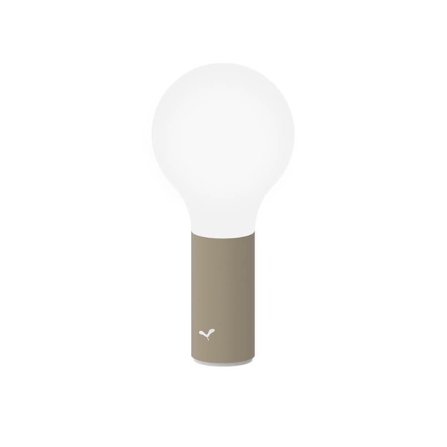 Lampe Aplo Fermob Muscade