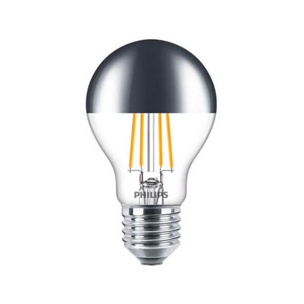ampoule LED philips calotte grise