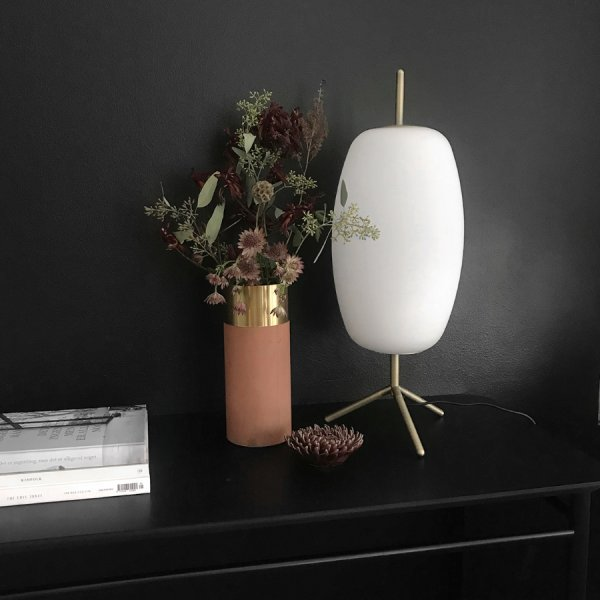 Lampe de table Silk Frandsen