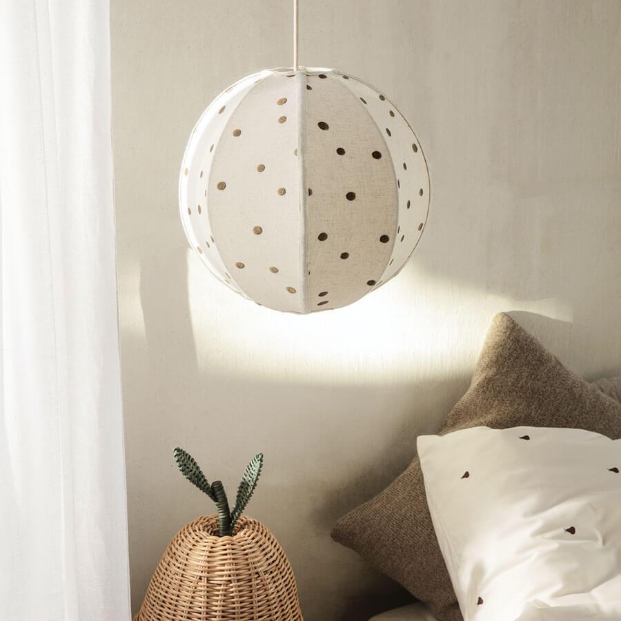 Abat-jour textile Ferm Living
