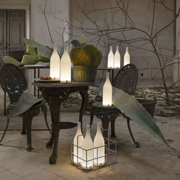 Lampe de table Bacco Karman
