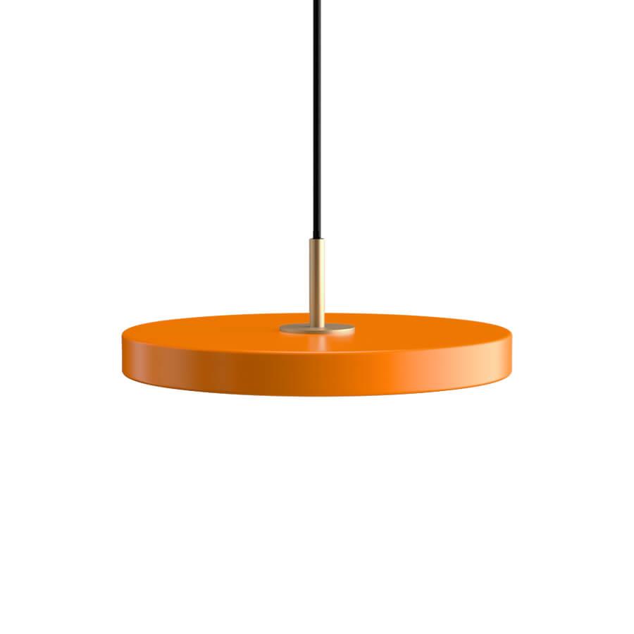 Suspension Asteria Mini Orange