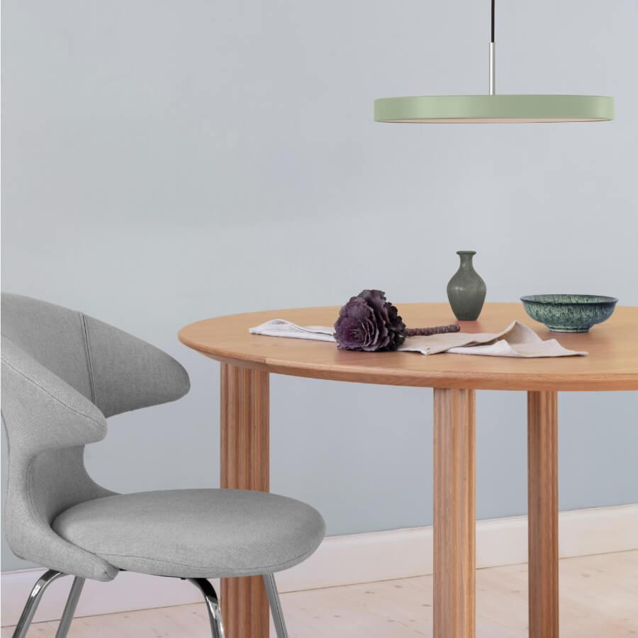 Suspension Asteria Mini Vert Olive