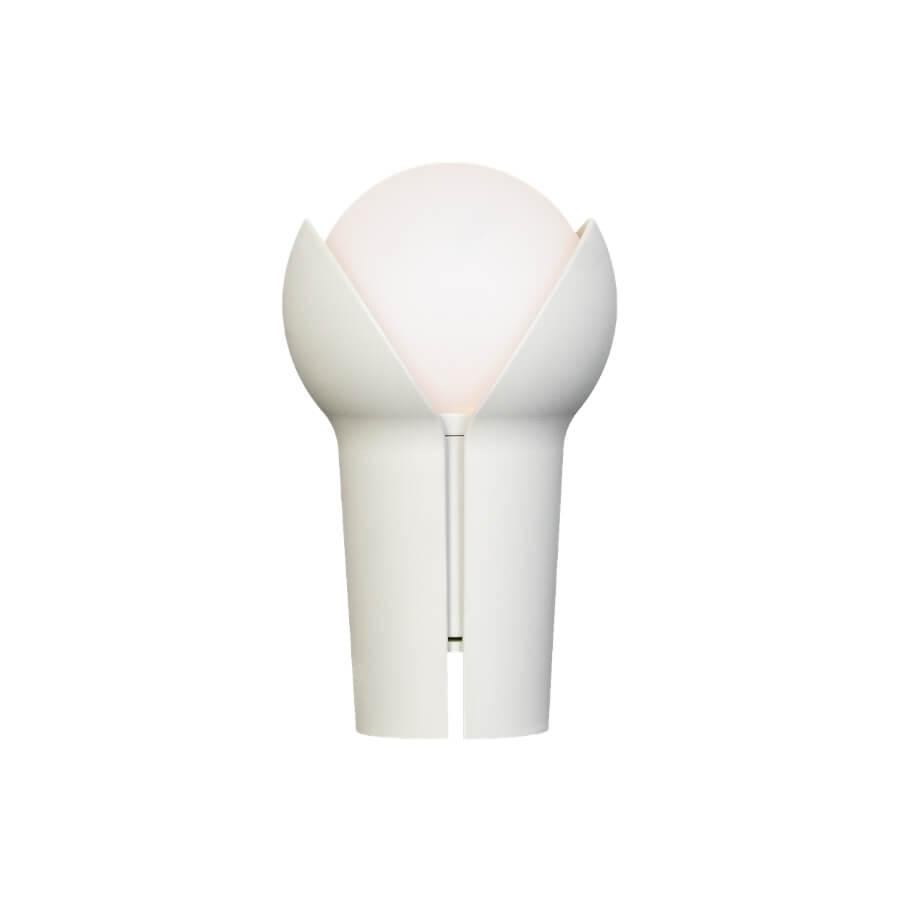 Bud blanc Lampe portable Inenrmost