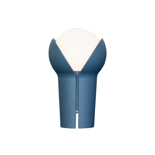 Bud bleu océan Lampe portable Innermost