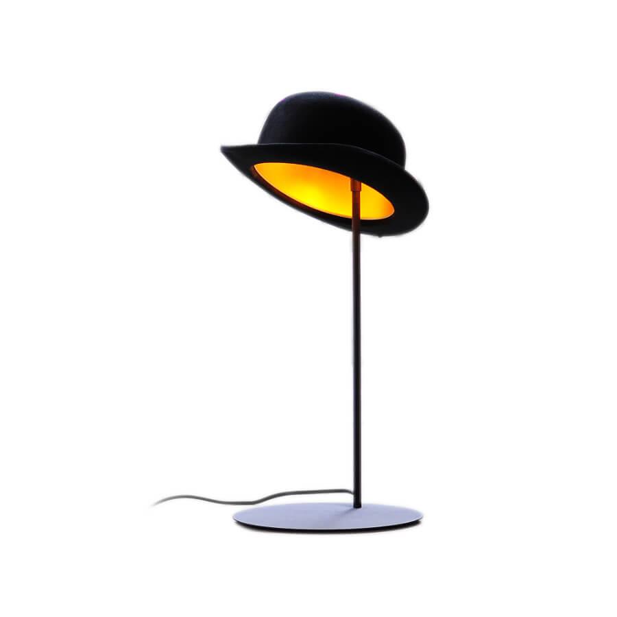 Lampe de table chapeau Jeeves Innermost