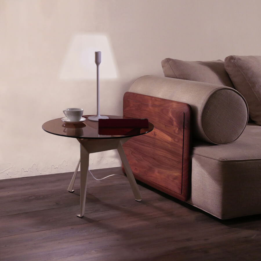 Lampe de table avec projecteur LED YOY - Innermost