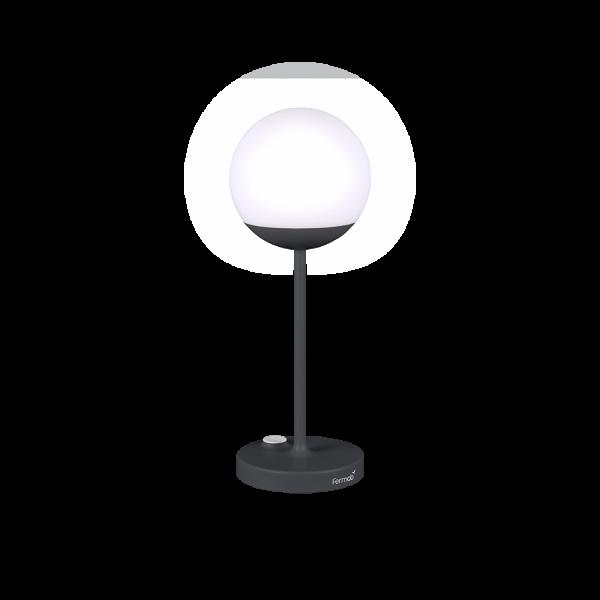 Lampe H.41 cm Mooon! Carbone - Fermob