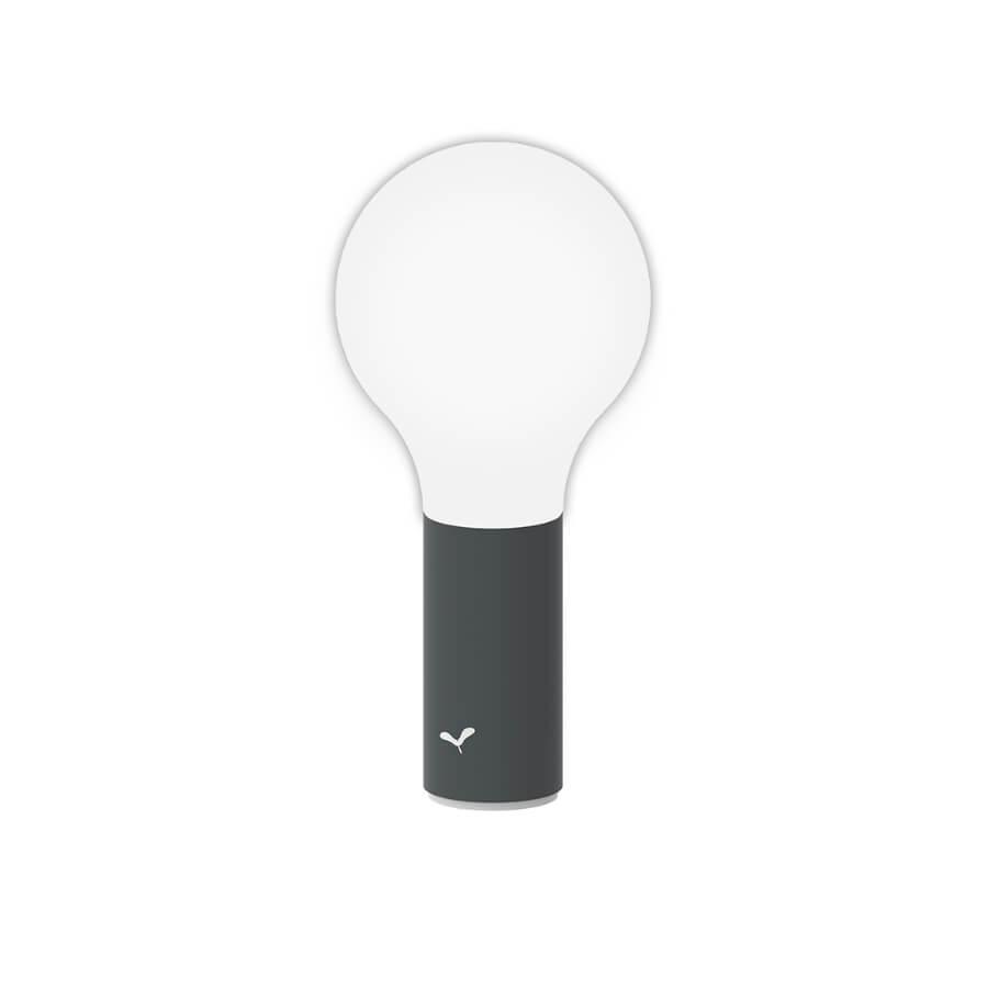 Lampe de table Aplô Fermob carbone