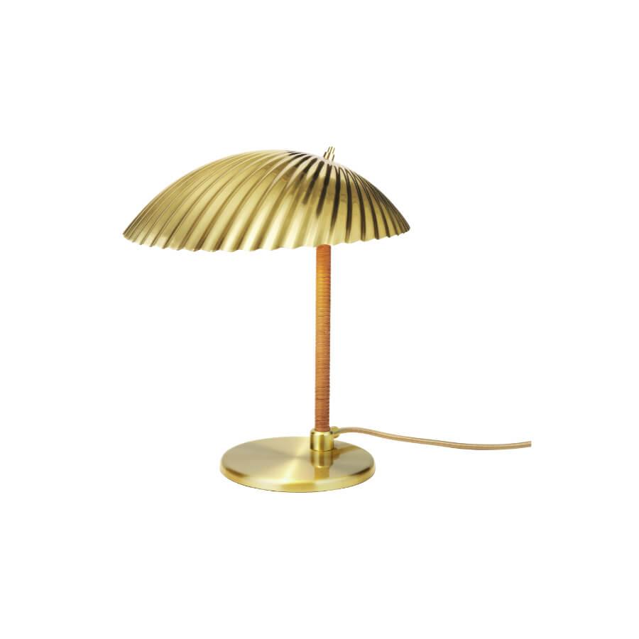 Lampe coquillage doré Gubi