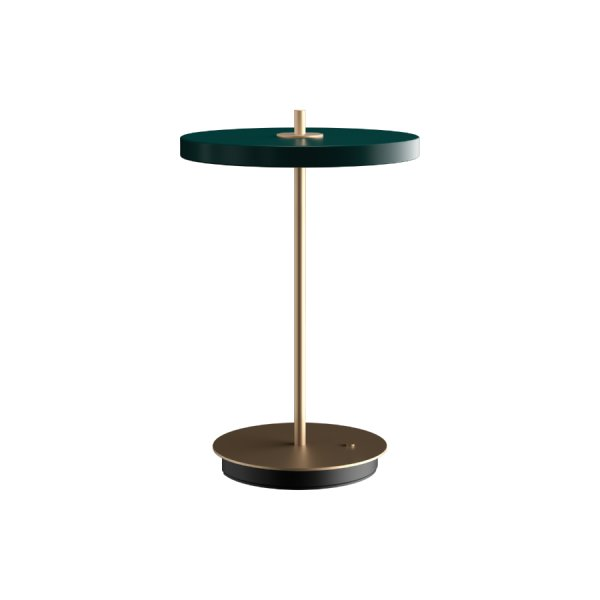 Lampe table Asteria Move noir UmageLampe table Asteria Move vert Umage