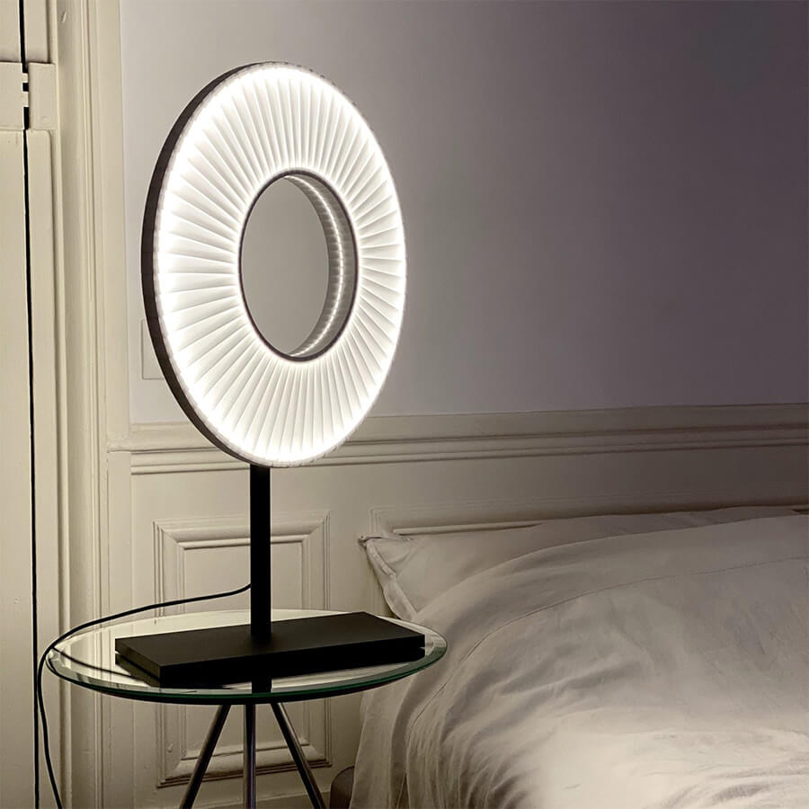 Lampe table Iris Dix Heures Dix